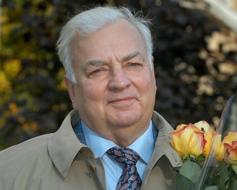 В российской столице скончался Михаил Державин