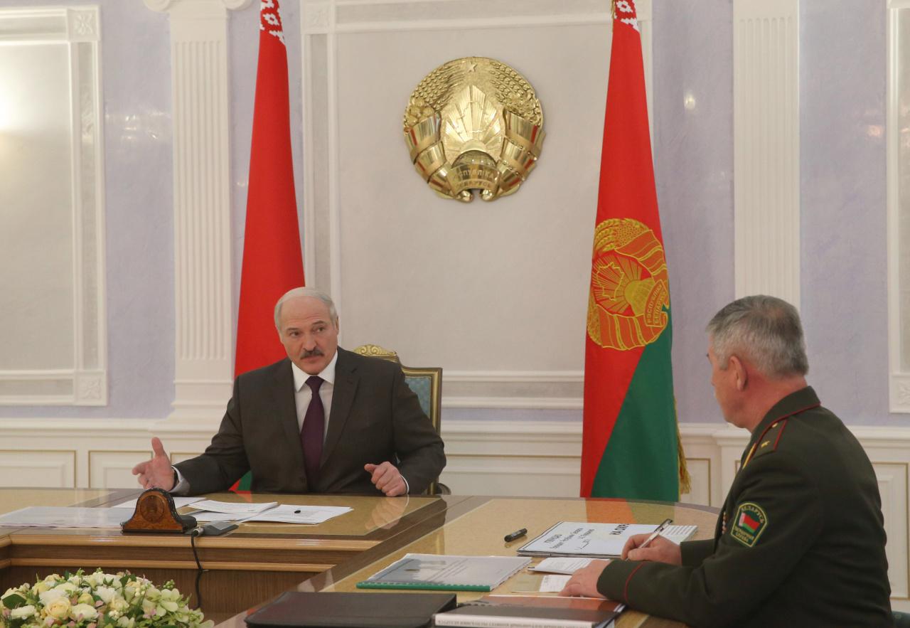 Лукашенко: чужие мигранты в Беларуси ненужны