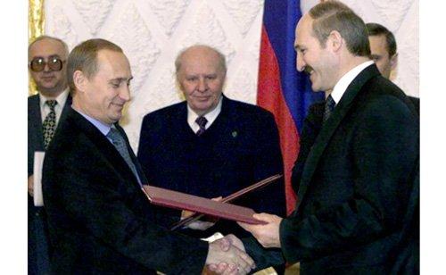 Российская Федерация иБеларусь напротяжении 10-ти дней решат вопросы погазу— Путин