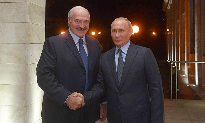 Александр Лукашенко У нас с Россией есть проблемы в отношениях но они не накапливаются