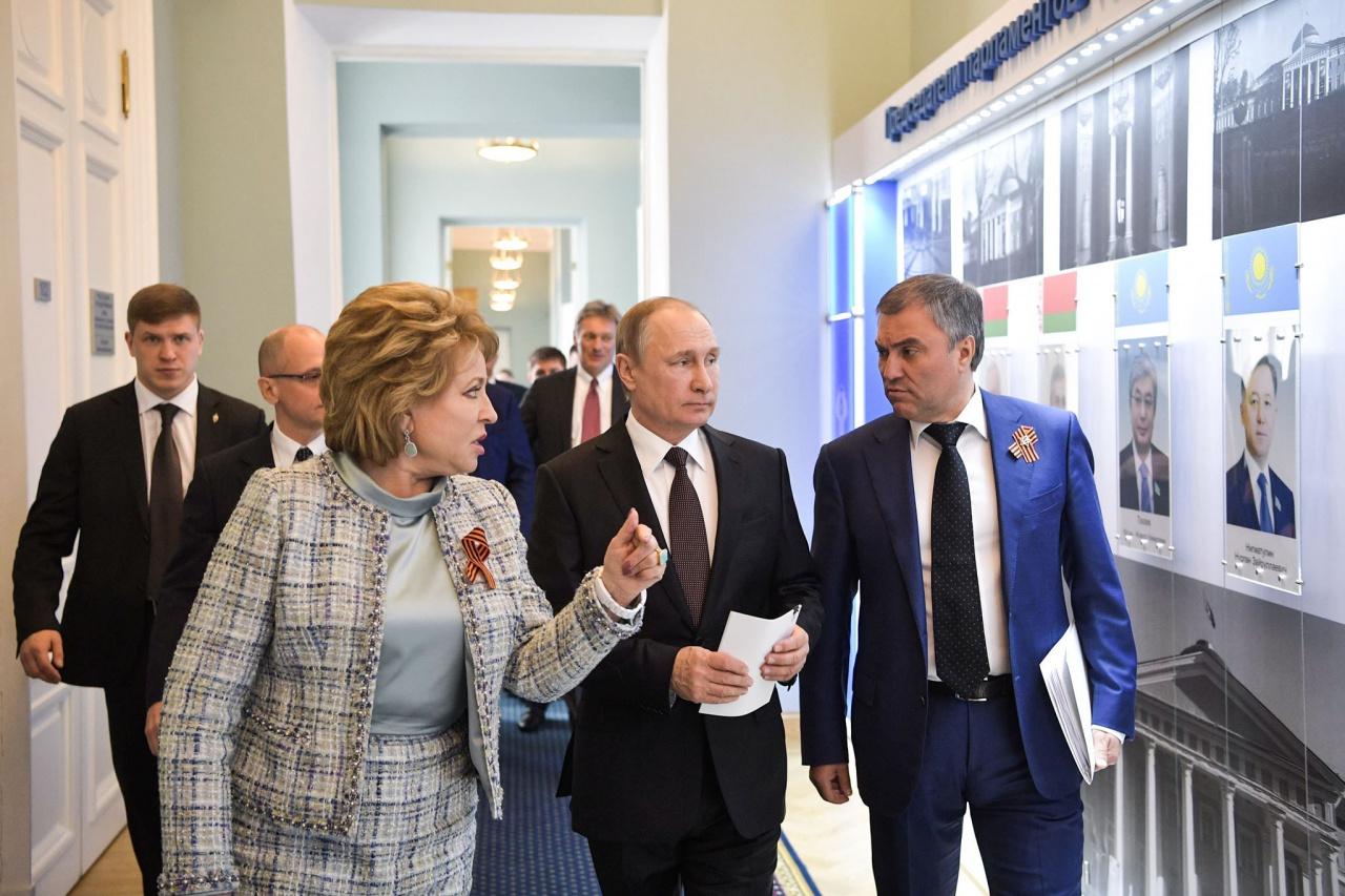 Президент России Владимир Путин: Правду о войне надо продвигать в соцсетях