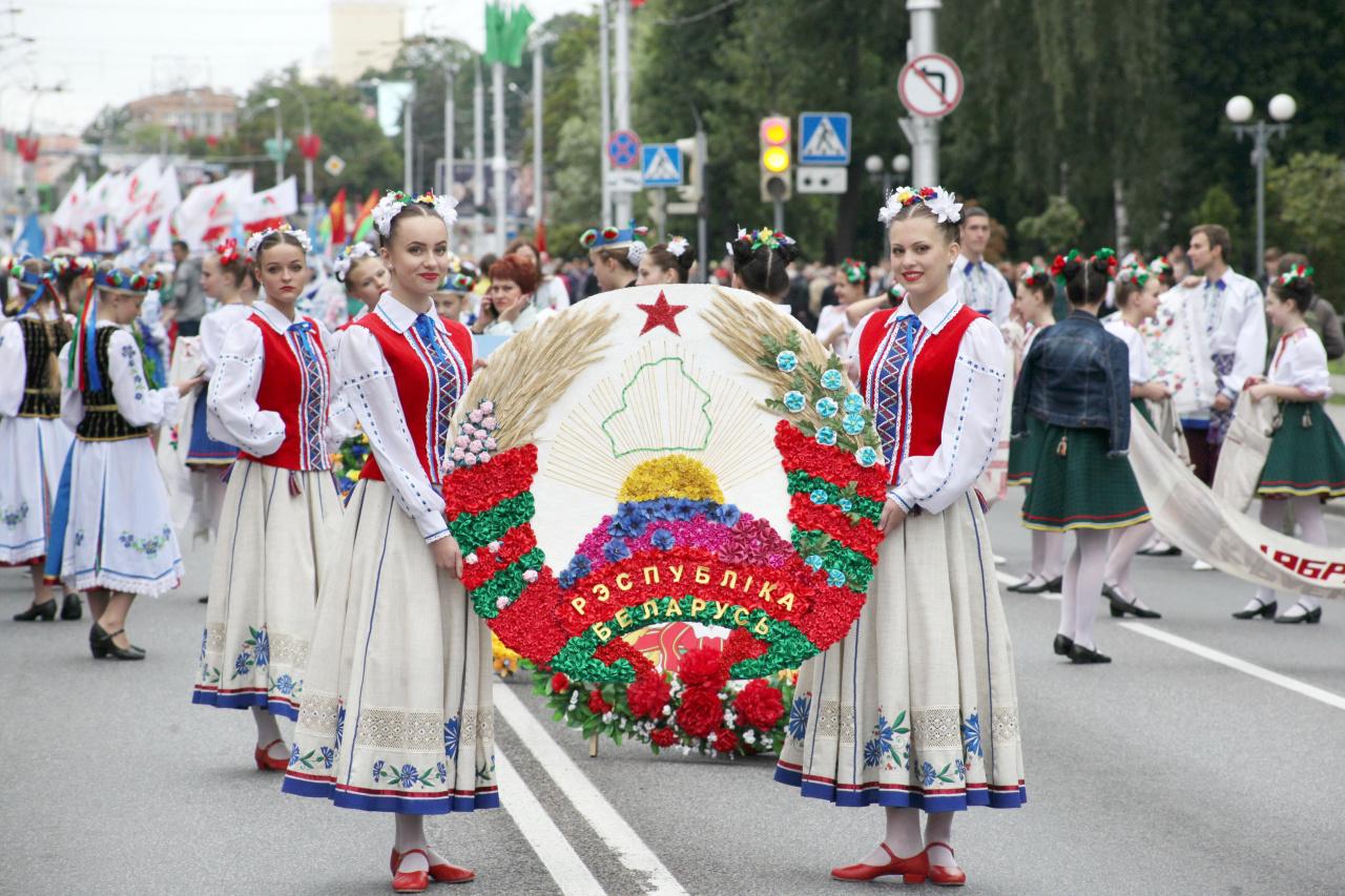 ВМинске пройдет военный парад, посвященный Дню независимости