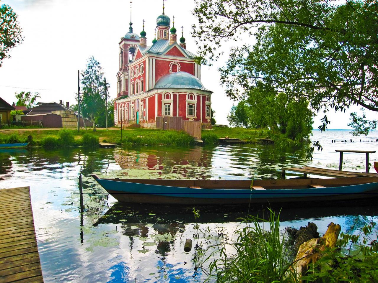 фото переславль залесский
