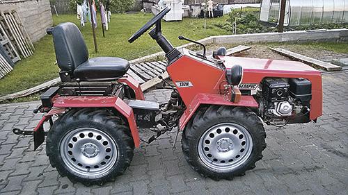 Трактор БЕЛАРУС 132Н (МТЗ-123Н) купить в Москве