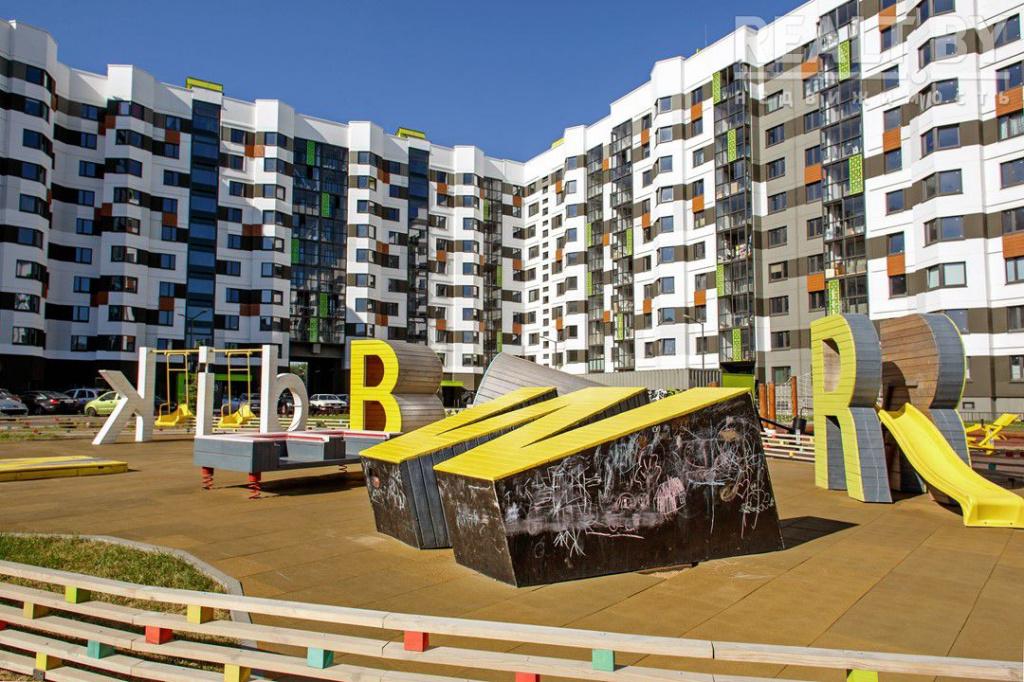 Квартиры от застройщика в Краснодаре микрорайон